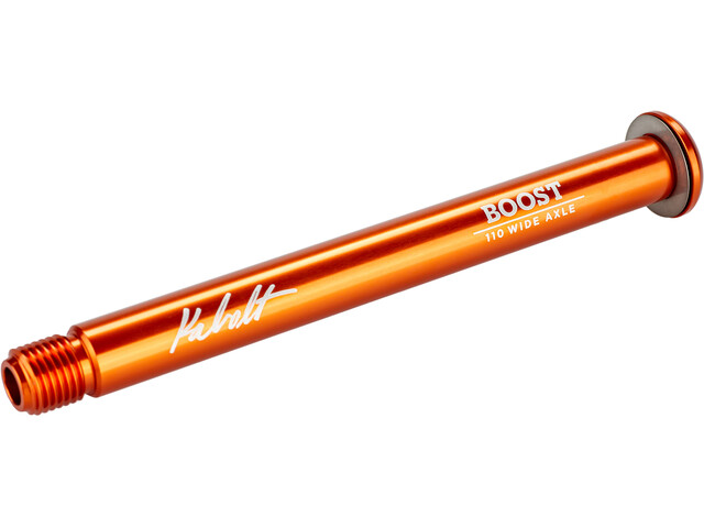 Fox Racing Shox Fixation d'essieu 15x110 mm Kabolt, orange